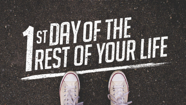 Switch First Day of the Rest of Your Life