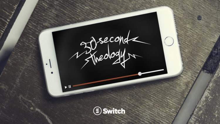 Switch 30 Second Theology