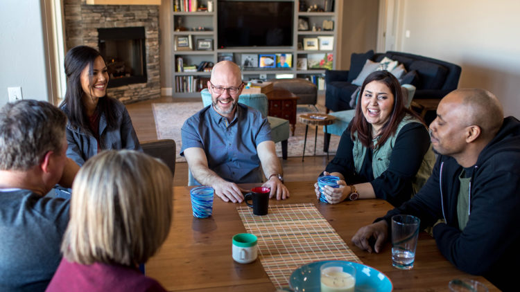 We Discovered How LifeGroups Can Belong Together As Friends