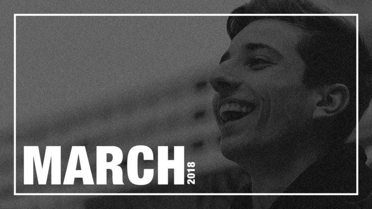 March: Grace